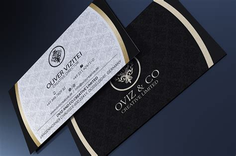 black and gold business card templates free gold business card bundle 15 templates on behance