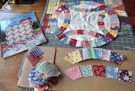 LuAnn Kessi: Wedding Ring Quilts