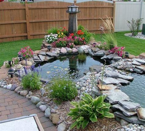 Pond Garden Ideas Garden Pond Ideas Landscaping Gardening Ideas