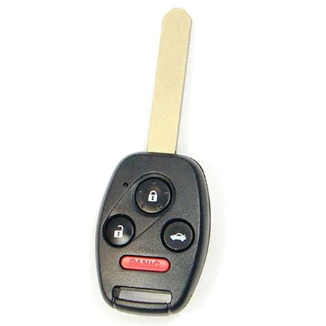 honda keyless remote battery replacement