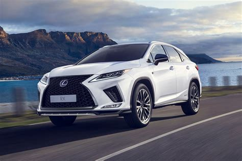 Pictures Of 2020 Lexus by Facelifted 2020 Lexus Rx Revealed Pictures Auto Express