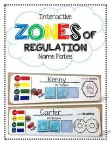 Parent Letter For Zones Of Regulation For Professionals And Parents To Use With Students 3rd Grade High School Poster To Reinforce