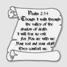 Psalm 23 tattoo psalm 23 4 tattoo design 1 photo psalm2341 jpg