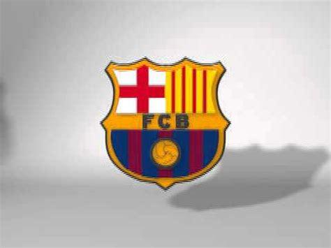 Barcelona Logo Kaos 3d Umakuka barcelona 3d logo