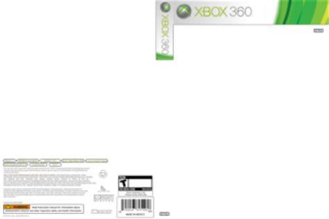 xbox 360 template xbox 360 template
