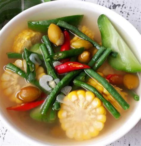 resep memasak sayur sawi putih enak praktis
