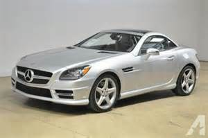 Mercedes Two Seater Mercedes 2 Seater Convertible 2013 Mercedes Slk