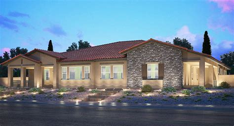 heritage at cadence duets new home community henderson