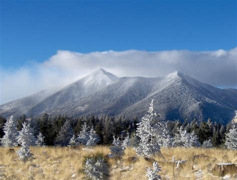 flagstaff snowfall find your winter getaway while stargazing in