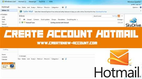 Hotmail Email Account Search Hotmail Email Account Images
