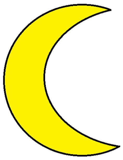 moon clipart moon clipart clipartion