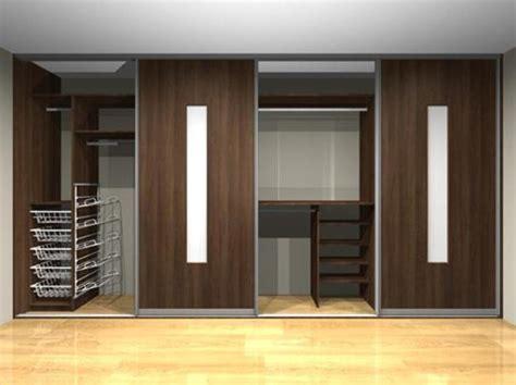 desain lemari pakaian built in interior lemari pakaian home design idea
