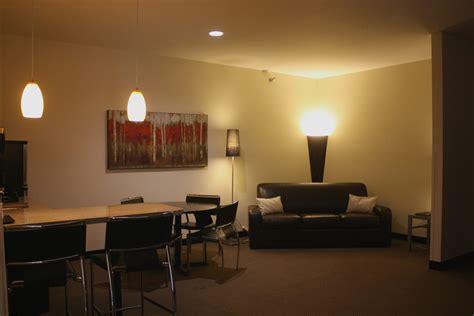 living room standing lights