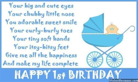 1st Birthday Quotes For Cute First Birthday Quotes Quotesgram