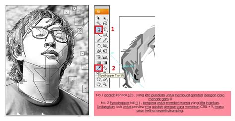 tutorial wpap photoshop lengkap tutorial wpap dengan photoshop dan illustrator kreativitas