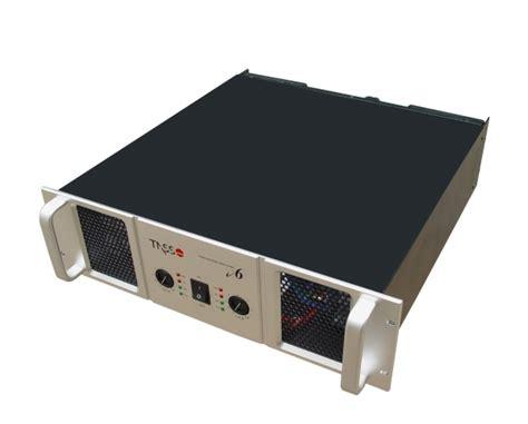 Power Lifier Tasso I4 lifier tasso audio i6 u3