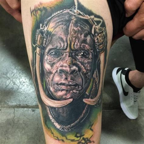 tattoo tribal african 35 african tattoo ideas for men making it cool unique