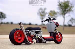 Honda Ruckus Custom More Than A Honda Airsociety