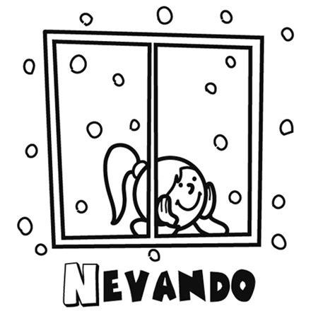 imagenes para colorear ventana ventanas para colorear imagui