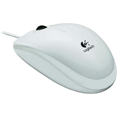 Mouse Laptop Logitech usb mouse optical logitech m100 white from conrad
