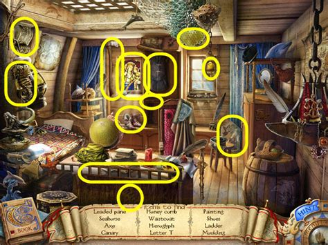 Humm3r Colombus columbus ghost of the mystery walkthrough guide