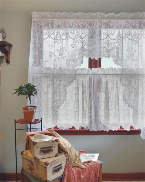 lacey curtains beautiful lacey curtains decorating ideas pinterest