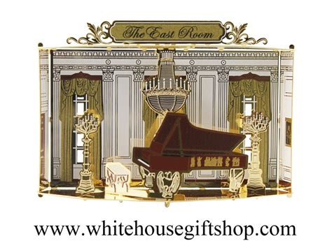 white house gold room rooms of the white house collection the room from the official white house gift shop est
