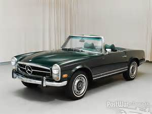 1968 Mercedes 280sl Sold Or No Longer On The Market Prewarcar