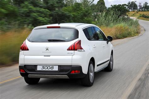 peugeot south africa peugeot 3008 update