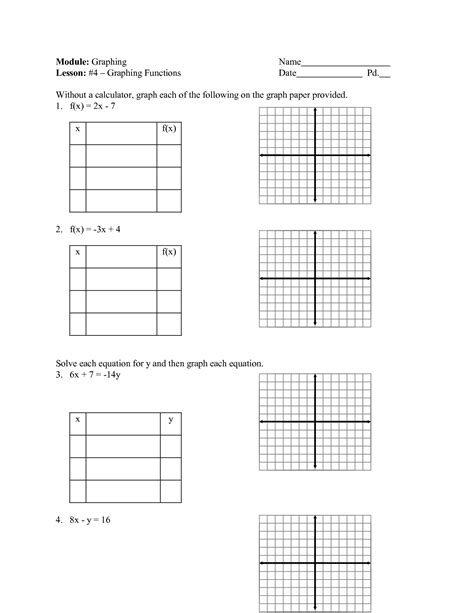 grade 10 math linear equation worksheets algebra 1