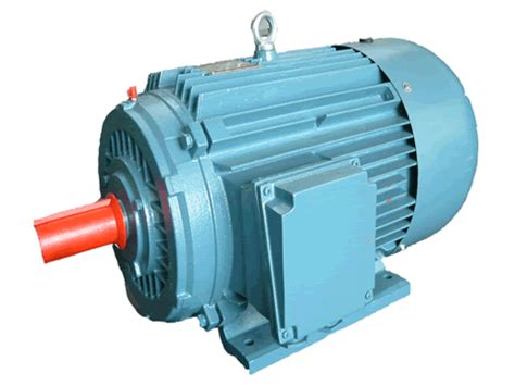 Sparepart Motor Spare Parts For Power Stations Steel Plants Heavy Industries Y2 Series Three Phase