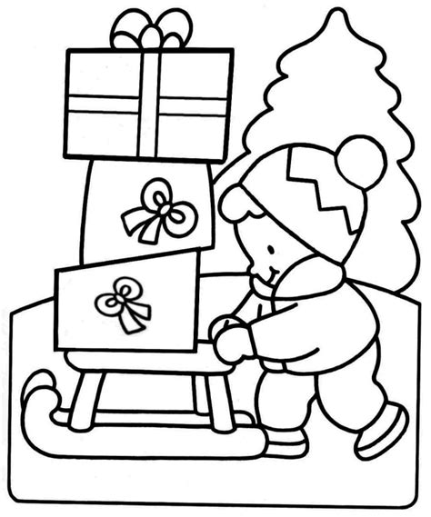 coloring page christmas train free coloring pages of christmas train