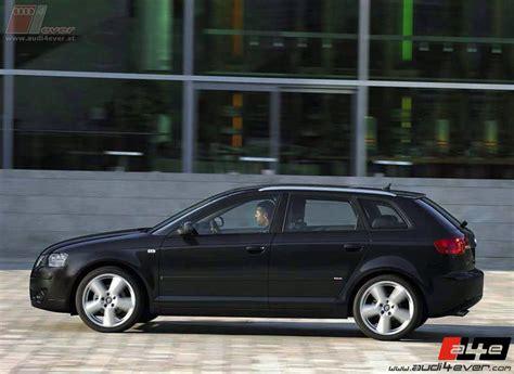 Audi A3 8p Sportback Rückleuchten Schwarz by A4e Gallery Audi A3 8p Sportback Audi A3 8p