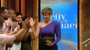 live with kelly michael tyra banks live with kelly and michael