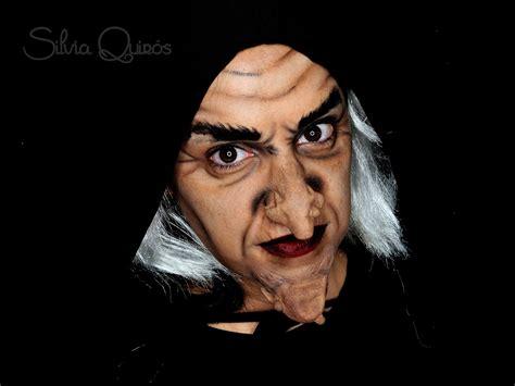 imagenes de brujas blancas maquillaje bruja de blancanieves con sweetcriss silvia
