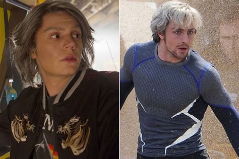 quicksilver movie actor who s quicksilver is better peters vs taylor johnson