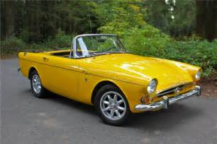 Interior Restoration Car 1965 Sunbeam Tiger Convertible 180924