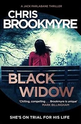 black widow a parlabane thriller books black widow by chris brookmyre waterstones