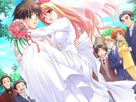 Wedding Anime by Friendship Wedding Anime