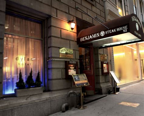 Benjamin Steak House by Benjamin Steakhouse The Zone