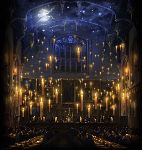 hogwarts great hall image b1 background jpg harry potter wiki