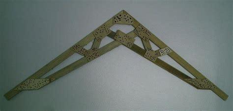 plans   build   wood scissor roof trusses