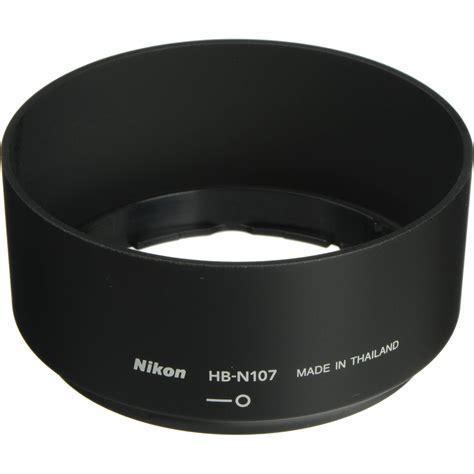 Nikon 1 Nikkor 32mm F 1 2 Black nikon hb n107 lens for 32mm f 1 2 1 nikkor lens black