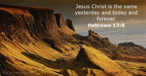 hebrews  bible verse   day dailyversesnet