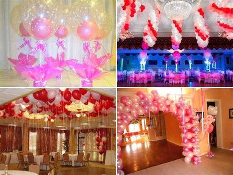 centros de mesa para 15 aos con globos decoraci 243 n de 15 a 241 os 101 ideas para organizar tu fiesta