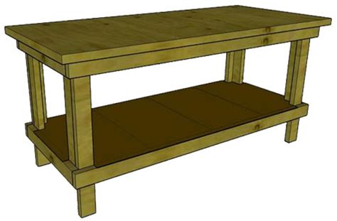 simple work bench woodwork simple workbench design pdf plans