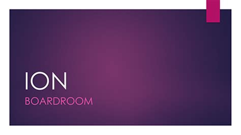 Ion Boardroom Theme Powerpoint 2007 Download | ion boardroom office templates