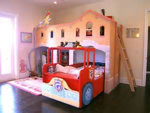 truck bedroom ideas bedroom fire truck bunk bed for inspiring unique bed