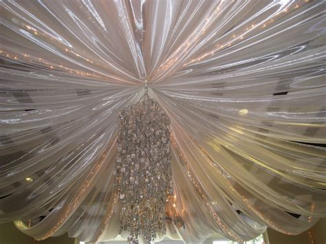 Southern California wedding venues with existing ceiling
