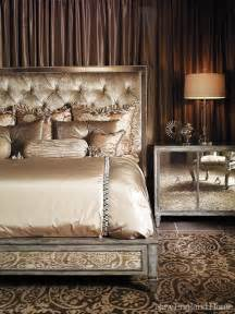 Old Hollywood Glamour Bedroom The Guest Bedroom New England Home Magazine